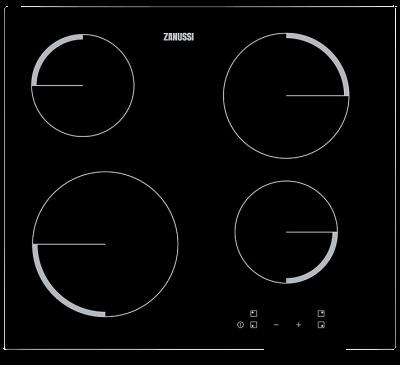 Zanussi ZEV 6240 FBA elektromos főzőlap